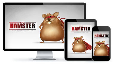 Epic Hamster wallpapers